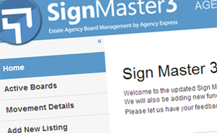 Agency Express Sign Master 3